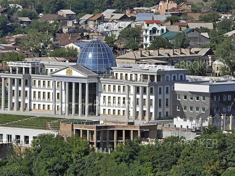 Präsidentenpalast Tiflis